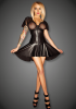 F076 Exciting dress with two way zipper