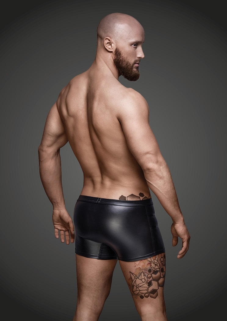 H006 Sexy shorts with hot details
